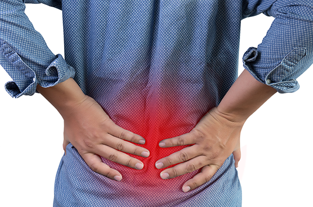 PT for back pain Albany Ca